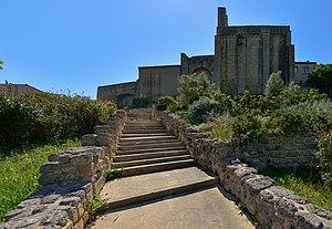 Montbazin - Image: Église Saint Pierre de Montbazin, Hérault 04