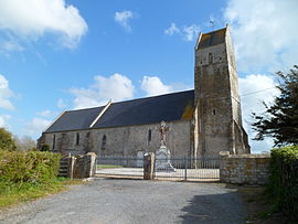 Sainte-Honorine church