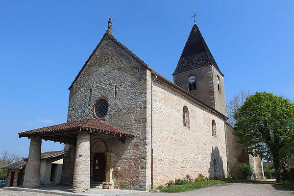 Photo de la ville Saint-Jean-sur-Reyssouze