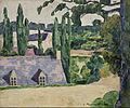 Émile Bernard - Landscape at Pont-Aven - Google Art Project.jpg