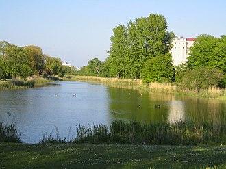 Öresundsparken, Malmö - Image: Öresundparken, Malmö