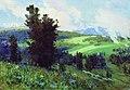 Алтай. Горная долина (1909).jpg