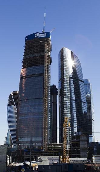 Sergei Polonsky - Federation Tower