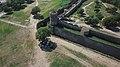 Башта та рів Аккерманської фортеці - вид з БПЛА.jpg