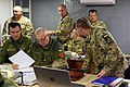 Бойові стрільби зенітних ракетних підрозділів Повітряних Сил та Сухопутних військ ЗС України (31894602038).jpg