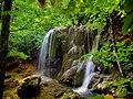 Водопад Серебряные Струи, Крым 10.10.10 - panoramio.jpg