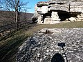 Давньослов'янський печерний храм. Монастирок.jpg