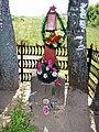 Д.Михеево, обелиск на могиле неизвестного летчика.jpg