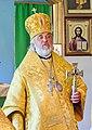 Епископ Чистопольский и Нижнекамский Пармен возглавил богослужение в молитвенном доме Преподобного Серафима Саровского.jpg
