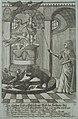Й. Бальцер. Минерва передает Екатерине II копье для защиты Польши. 1773-1777. СПб. Частное собрание.jpg