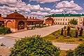 Казанский Кремль, артиллерий (пушечный) двор, Татарстан.jpg