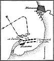 Карта-схема к статье «Кавите» № 2. Военная энциклопедия Сытина (Санкт-Петербург, 1911-1915).jpg