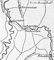 Карта к статье «Гандшусгейм». Военная энциклопедия Сытина (Санкт-Петербург, 1911-1915).jpg