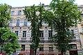Київ, Будинок прибутковий Ф. Міхельсона, Пушкінська вул. 37-а.jpg