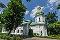 Комплекс споруд Видубицького монастиря, Спасо-Преображенська церква.jpg