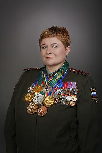 Marina Logvinenko - Image: Логвиненко М.В. 1