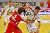 М20 EHF Championship BLR-SUI 28.07.2018 SEMIFINAL-5644 (43647527862).jpg