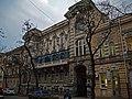 Одеса - Будинок житловий Короні. Канатна вул., 7 P1050374.JPG