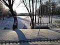 Парк усадьбы Воздвиженское, усадебные пруды, Серпуховский район.jpg