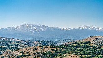 Voras Mountains - Voras