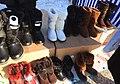 Пр.Советский, ярмарка, меховая обувь (купил одну женскую пару), 25.11.2011 - panoramio.jpg