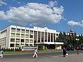 Салігорск. Забудова Цэнтральнай плошчы (02).jpg