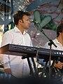 Сергей Чекрыжов на концерте в Донецке 6 июня 2010 года 012.jpg