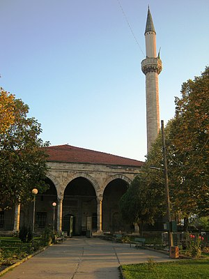Sultan Murad Mosque - Sultan Murat Mosque