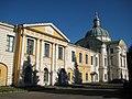 Тверь. Путевой дворец. Главный корпус. 1764-66гг..JPG