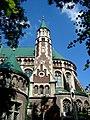 Церква святих Ольги і Єлизавети, фрагмент-2, пл. Кропивницького,1.jpg