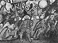Ю. П. Щукин. Интермедия Мнимый больной (Ж.Мольер), 1928.jpg
