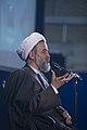 سخنرانی علیرضا پناهیان در جمع هیئت های مذهبی در قصر شیرین به مناسبت بیست و دوم بهمن ماه Alireza Panahian 37.jpg
