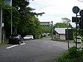 北海道道675号立待岬函館停車場線・市道谷地頭8号線交点2(山頂(起点)側から).jpg