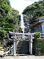 妙見の滝 = Waterfall of Myouken = - panoramio.jpg