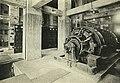 東京市街高架線 東京上野間建設概要, 鐡道省, 大正14年11月1日 - XVIII. 上野変電所内部(二)(1925).jpg