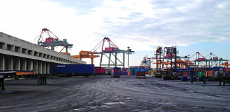 Wuqi District - Port of Taichung