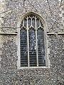 -2018-11-04 Cusped tracery window on west elevation, Saint Giles, Bradfield, Norfolk.JPG