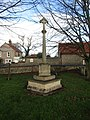 -2020-11-12 Upper Sheringham War Memorial, All Saints, Upper Sheringham (2).JPG
