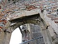 -2020-12-01 A doorway in the outer gatehouse, Baconsthorpe Castle.JPG