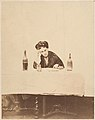 -Album page with ten photographs of La Comtesse mounted recto and verso- MET DP235112.jpg