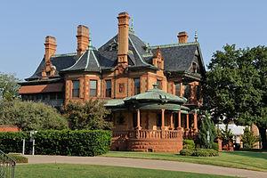 Eddleman-McFarland House - Image: 0011Eddleman Mc Farland House SE Fort Worth Texas
