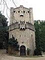 004 Castell de Santa Florentina (Canet de Mar), ala sud-est.JPG