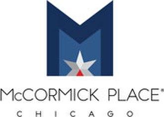 McCormick Place - Image: 01 Mc Cormick Place Logo COLOR copy 01