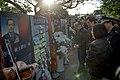 01.04 總統前往臺北賓館0102殉職將士追思會場,傳達空軍第一雷達分隊全體官兵對殉職將士的追思 - Flickr id 49326119693.jpg