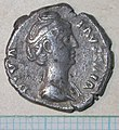03-515 Denarius of Faustina Senior, obverse (FindID 61305).jpg