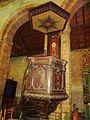 037 La chaire de l'église paroissiale de Daoulas.jpg
