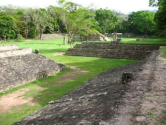 History of Honduras (to 1838) - Image: 05.Copán (38)