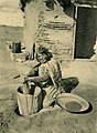 05614--1904-Indian woman Grinding Corn-Brück & Sohn Kunstverlag (cropped).jpg