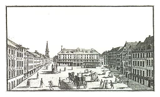 074 Graz Hauptplatz, gez. Schawatka, lith. v. Folwarczny - J.F.Kaiser Lithografirte Ansichten der Steiermark 1830