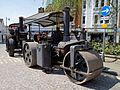 08.05.2016 Steam road roller Horsham West Sussex England.jpg